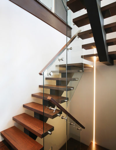 Unit B Stairs 1-a