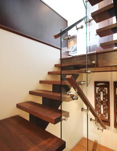 Unit B Stairs 2